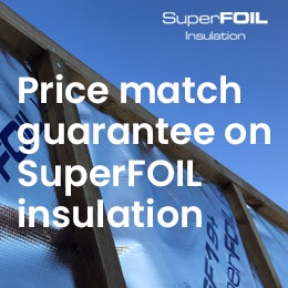 SuperFOIL - Price match guarantee