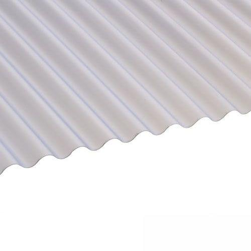 Corolux PVC Mini Corrugated Roofing Sheets (Clear) 3.05m x 0.662m