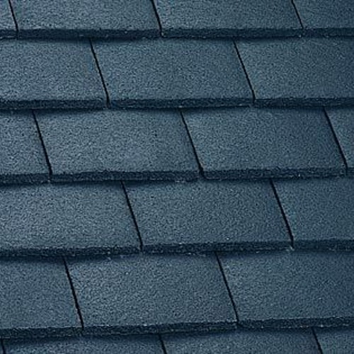 Marley Concrete Plain Roof Tile Anthracite Roofing