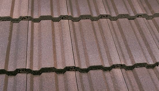 Marley Ludlow Plus Roof Tile Antique Brown Roofing