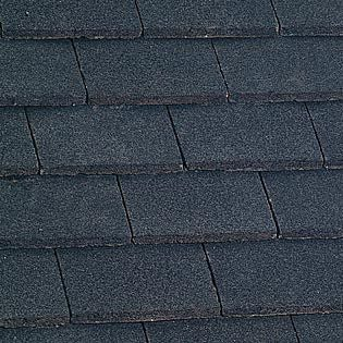 Marley Concrete Plain Roof Tile Antique Brown Roofing