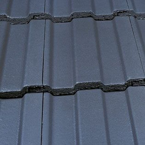 Marley Ludlow Major Roof Tile Smooth Grey Roofing