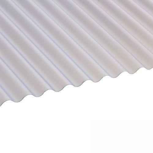 Corolux PVC Mini Corrugated Roofing Sheets (Translucent) - 3.05m x 0.662m
