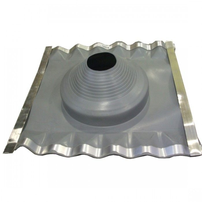 Pipe Flashing For Metal Roofs 114 254mm Dektite Diverter