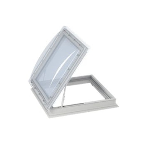 VELUX Flat Roof Window Clear Exit Hatch - 900mm x 1200mm
