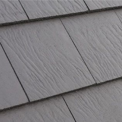 Marley Riven Edgemere Interlocking Slate Smooth Grey