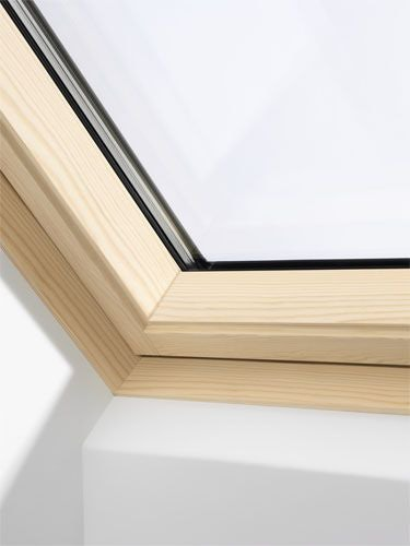 Velux ggl sk06 3050 pine centre pivot window toughened - Velux ggl 4 ...