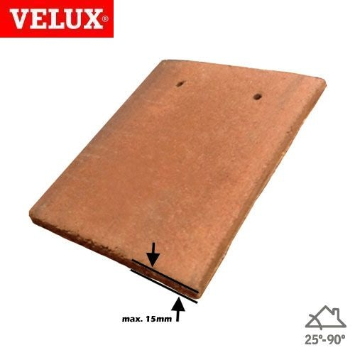 Video of VELUX EDP MK06 0000 Single Plain Tile Flashing - 78cm x 118cm