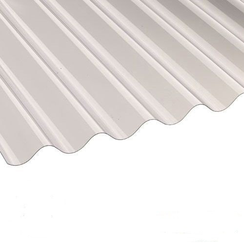 PVC Corrugated Roofing Sheet (Profile 3) 0.762m x 3.05m