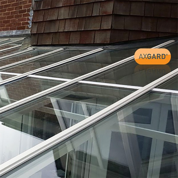 AXGARD 4mm Clear Solid Polycarbonate Glazing Sheet ...
