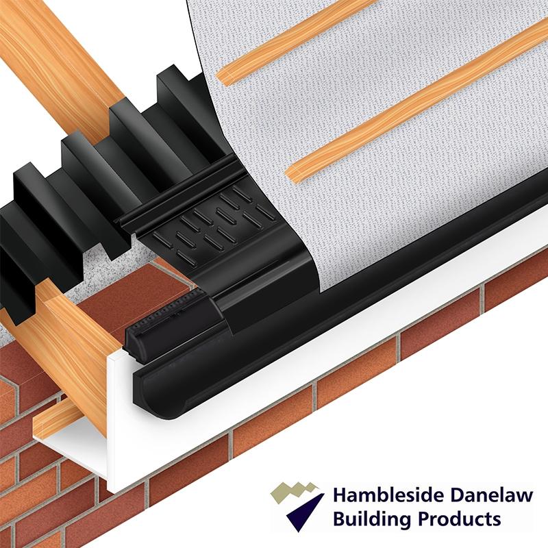 Hambleside Danelaw 3 In 1 Eaves Ventilation Pack 10,000mm2 - 6m Pack