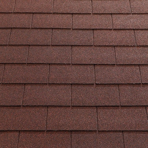 Image of: 3 Tab Shingles Red Throughout Red 3tab Factory Direct Asphalt Shingles Amanbocom