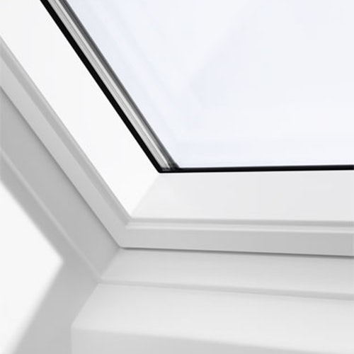 VELUX GGL MK04 2070 White Centre Pivot Window Laminated - 78cm x 98cm