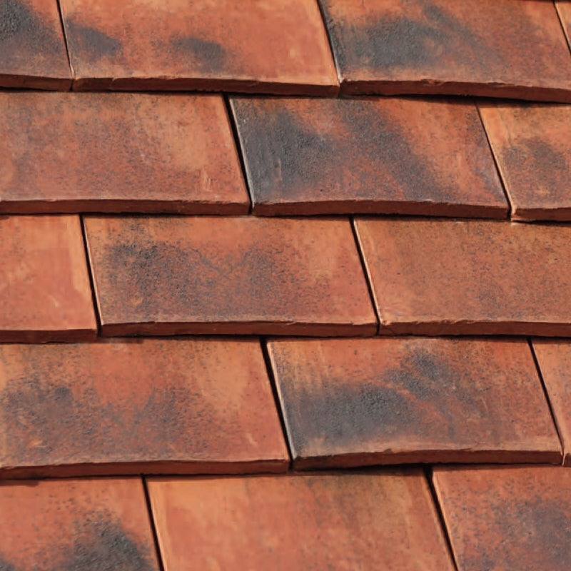 Marley Clay Plain Ashdowne Roof Tile Amp Half New Ashurst