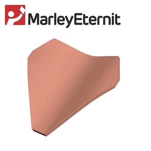 Marley Clay Plain Acme Single Camber Valley Tile Heather