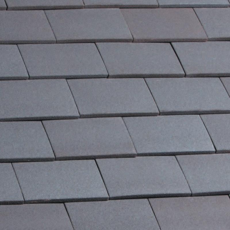 Marley Clay Plain Hawkins Roof Tile Staffordshire Blue
