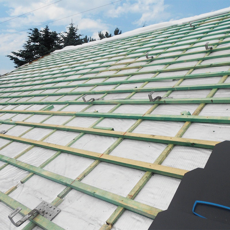 Novia Roofreflex Roof And Wall Underlay Membrane 10m X 1