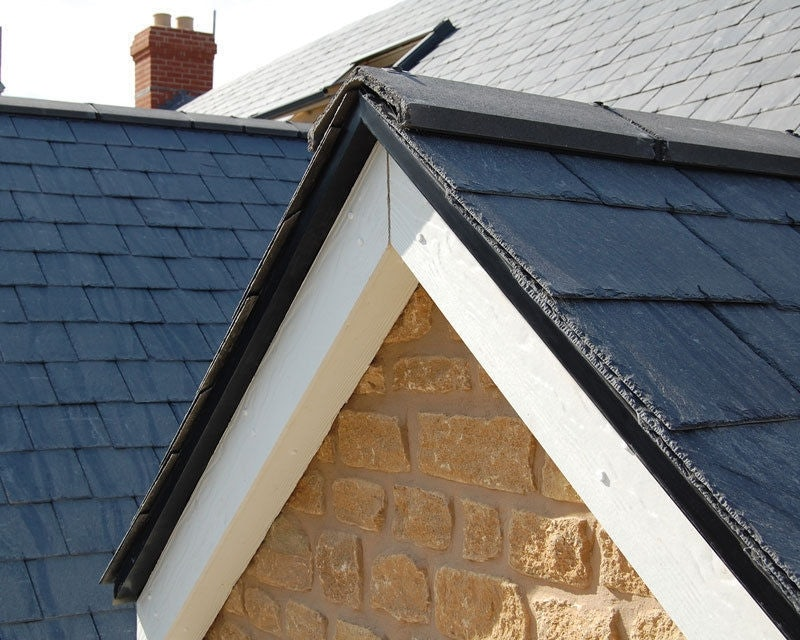 Permavent Easy Verge Continuous System For Slates 3m