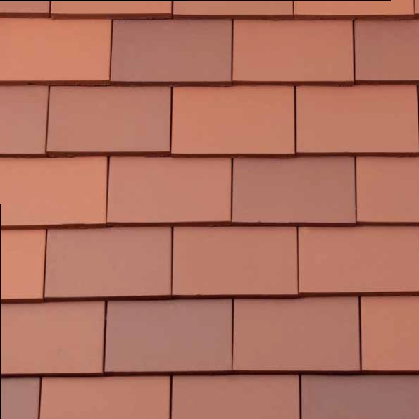 Redland Rosemary Clay Classic Roof Tile Smooth - Red ...