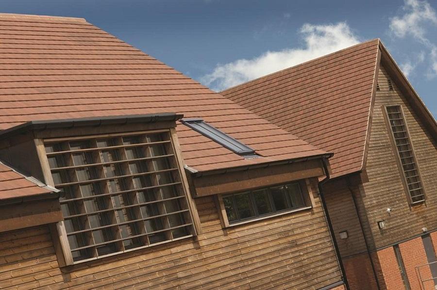 Sandtoft 20 20 Interlocking Clay Roof Tile Tuscan