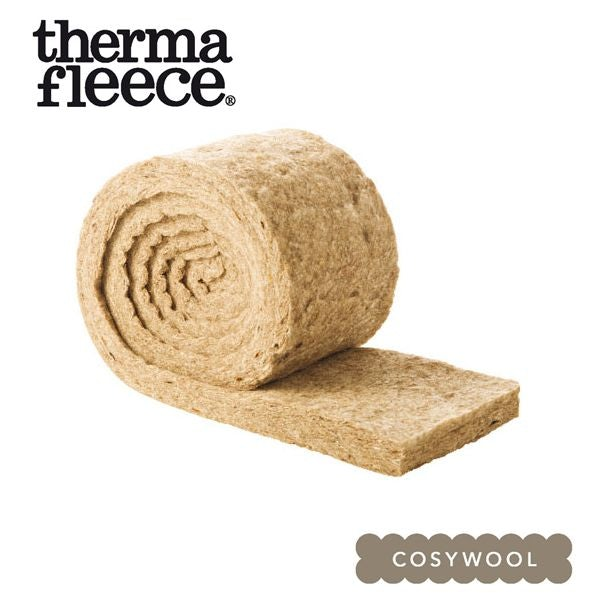 Thermafleece cosywool sheeps wool insulation 150mm x 370mm for Sheeps wool insulation prices