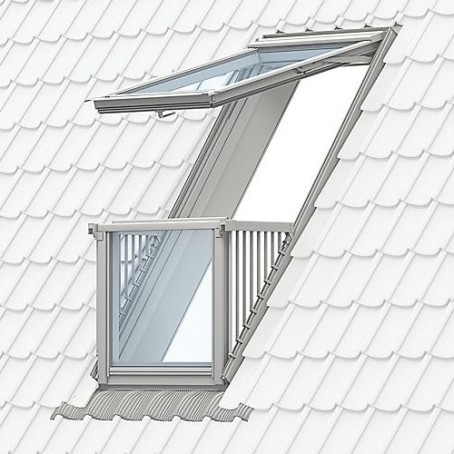 Velux Gdl Sk19 Sd0w001 Cabrio Balcony System For Tiles 114cm X