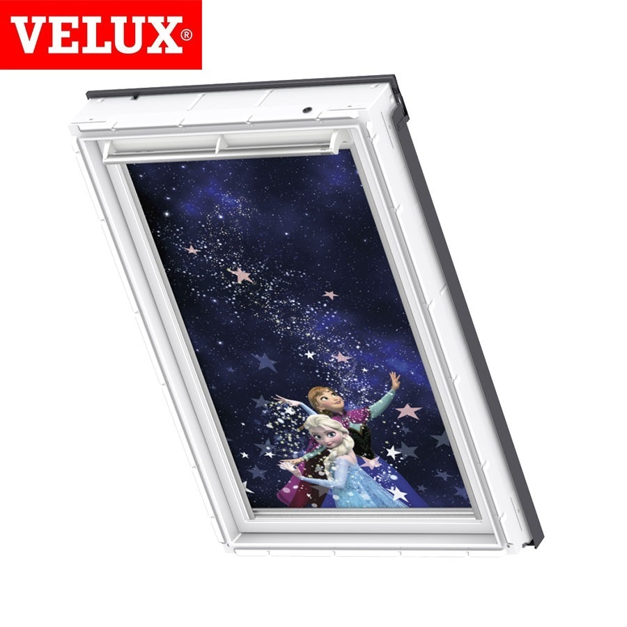 Disney Amp Velux Manual Blackout Blind Dkl Mk06 4656