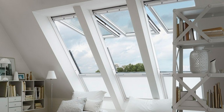 Velux Gdl Pk19 Sk0w322 Cabrio Balcony System For Tiles 302cm X
