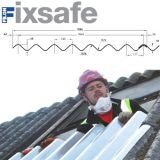 Fixsafe Big Six Industrial Roofing Sheet Pack Translucent - 2440mm