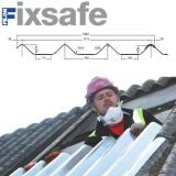 Fixsafe Cape Fort Industrial Roofing Sheet Pack Translucent - 1525mm