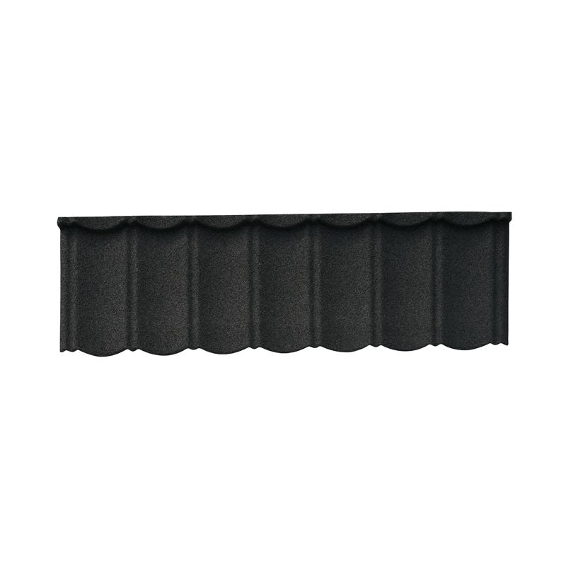 Decra Plus Pantile Metal Lightweight Roofing Tile - Anthracite