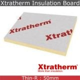 Xtratherm Pitched Roof Insulation Board 2400mm x 1200mm x 50mm