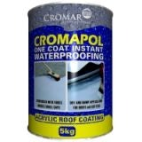 Cromapol Acrylic Roof Coating - 5kg White