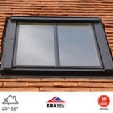 VELUX GPL MK08 SD5P2 Conservation Window for 15mm Tiles - 78cm x 140cm