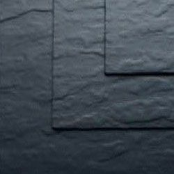 SVK  600mm x 600mm Ardonit Textured Fibre Cement Slate - Blue/Black