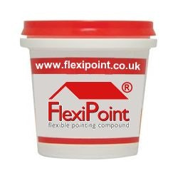 Flexipoint Flexible Pointing Compound (Charcoal) - 10 Litre Tub