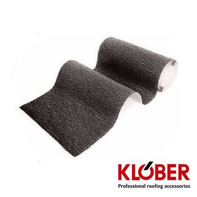 Klober Easy Form Plus Self Adhesive Flashing - 300mm x 5m Lead Grey