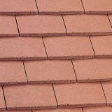 Marley Concrete Plain Roof Tile - Mosborough Red