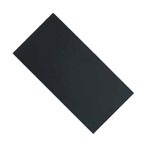 Cembrit Jutland 500mm x 250mm Man Made Fibre Cement Slate - Slate Black