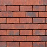 Red-Violet Terra Nova Brick Slips 210mm x 20mm x 65mm - m2 Pack