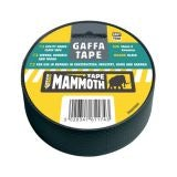 Everbuild Gaffa Tape 50mm x 45m - Black