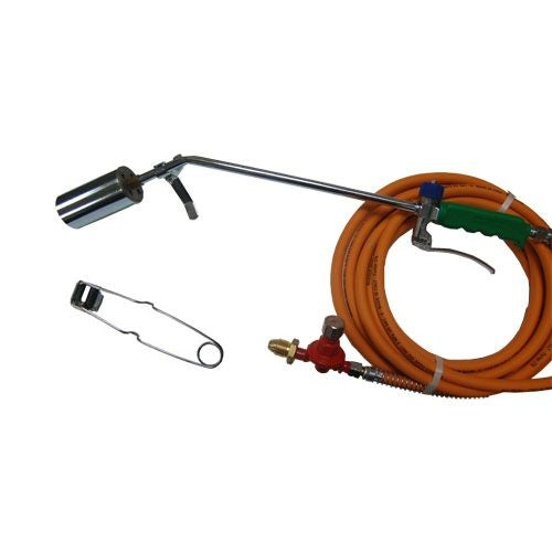 Calloni Medium Gas Torch Kit - 380mm Stem & 50mm Head