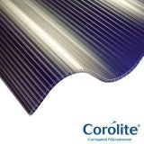 Corolite CST Corrugated Triplewall Polycarbonate Sheet 1097mm x 3050mm