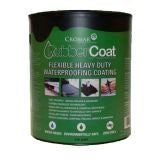 Cromar Rubbercoat Waterproofing Roof Coating - 18.9 Litres
