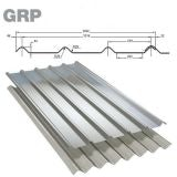 GRP Trafford Tile Grey Roof Sheet (Class 3 - 3.0kg/m2) - 3050mm