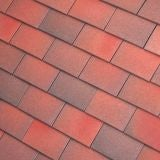 Dreadnought Premium Clay Roofing Tile - Brown Antique Sandfaced