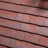 Dreadnought Classic Clay Roofing Tile & Half - Purple Brown Sandfaced