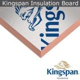 Kingspan Kooltherm K7 Insulation Board 120mm x 1.2m x 2.4m - Pack of 2