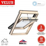 VELUX GGL PK06 307021U Pine Centre Pivot INTEGRA Window - 94 x 118cm
