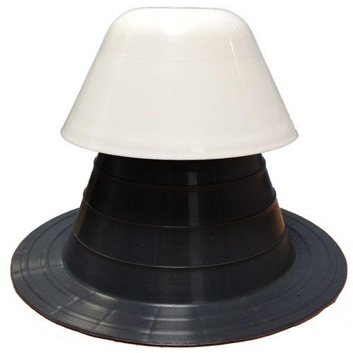 Extra Aqua Flat Roofing Vents